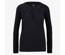 Blusen-Shirt Nica für Damen - Navy blue
