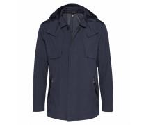 Windbreaker-Jacke SILVO-T für Herren - Navy Jacke