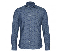 Hemd SHAW für Herren - Denim Blue