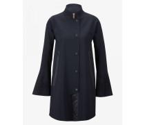 Leicht ausgestellter Kurzmantel Liv für Damen - Navy blue