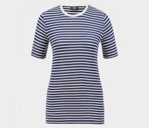 T-Shirt Manon für Damen - Navy-Blau T-Shirt