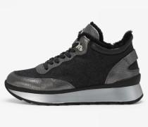 Sneaker Saas Fee für Woman - Anthrazit