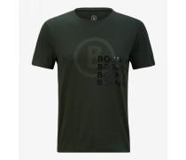 T-Shirt Roc für Herren - Dark green T-Shirt
