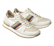 Sneaker LISBOA LADY 7D für Damen - Off-White/Multicolor
