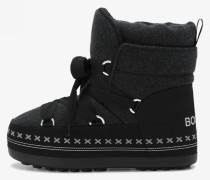 Filz-Boots Trois Vallées für Damen - Black