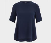 T-Shirt Karly für Damen - Navy-Blau T-Shirt