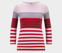 Shirt Jaime für Damen - Rot/Rosa