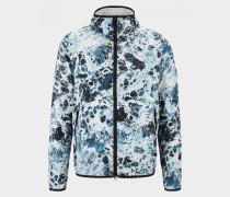 Jacke Sammy für Herren - Blau/Weiß Jacke