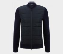 Hybrid-Jacke Cadix für Herren - Navy-Blau Jacke