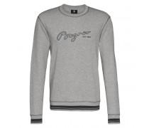 Lounge-Shirt MITCHEL für Herren - Silver Gray
