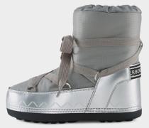 Boots Trois Vallées für Damen - Silber/Grau