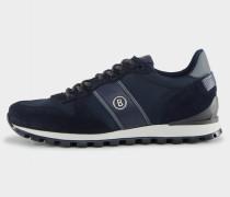 Sneaker Porto für Herren - Navy-Blau Sneaker