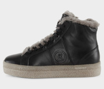 Sneaker Denver für Damen - Schwarz Sneaker