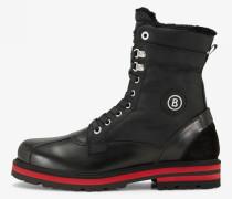 Schnür-Boots Courchevel für Herren - Black