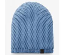 Strickmütze Lorena für Damen - Pastel blue