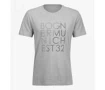 T-Shirt Roc für Herren - Gray mottled T-Shirt