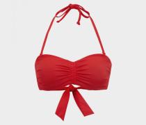 Bikini-Top Nicki für Unisex - Rot Bikini-Top
