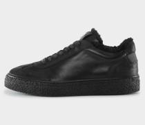 Sneaker Denver für Herren - Schwarz Sneaker