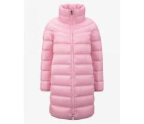 Daunenmantel Dorena für Damen - Pink