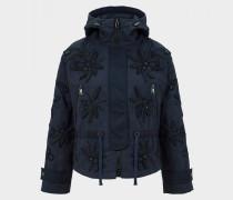 Jacke Nadia für Damen - Navy-Blau Jacke