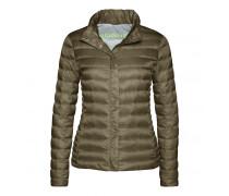 Lightweight Daunenjacke TAMMY-D für Damen - Khaki