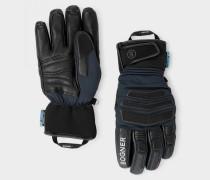 Handschuhe Agimo für Herren - Schwarz/Dunkelblau