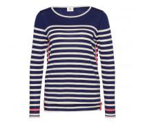 Schurwoll-Pullover ADORA für Damen - Ink/Multicolor Pullover