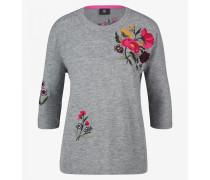 Strickpullover Kasia für Damen - Husky-Grau Pullover