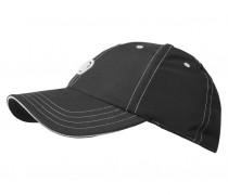 Golf-Cap RAY für Herren - Black Cap