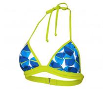 Bikini-Oberteil JACLYN für Damen - Lime/Multicolor Bikini-Oberteil