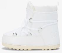 Snowboots Trois Vallées für Damen - White
