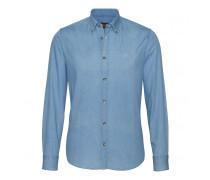Hemd TOMM für Herren - Light Denim Blue