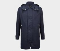 Parka Twain für Herren - Navy-Blau