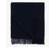 Schal Scarf für Herren - Navy blue