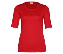 Shirt VELVET-1 für Damen - Coral