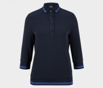 Blusenshirt Mia für Damen - Dark Navy-Blue