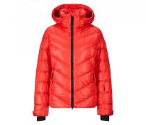Ski-Daunenjacke Sassy für Damen - Rot Daunenjacke