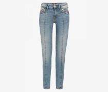Jeans Greta Sport für Damen - Light Blue Denim