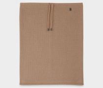 Kaschmir-Loop-Schal Valina für Damen - Camel Loop-Schal