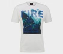 T-Shirt Piz für Herren - Weiß T-Shirt