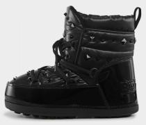 Snow Boots Trois Vallee für Damen - Schwarz