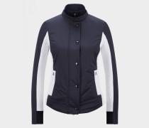 Jacke Kiana für Damen - Navy-Blau/Off-White Jacke