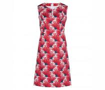 Baumwoll-Kleid JENNY für Damen - Coral Kleid