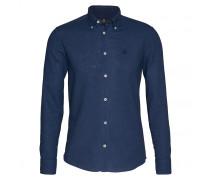 Hemd TOMM für Herren - Indigo Blue