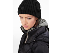 Strickmütze Emira für Woman - Schwarz