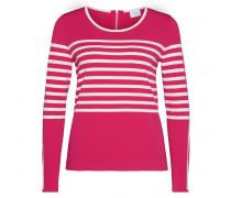 Pullover SORAYA für Damen - Raspberry Pullover