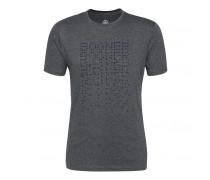 T-Shirt ROC2 für Herren - Gray-Mélange T-Shirt
