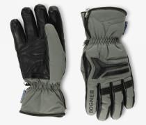 Handschuhe Haimo für Herren - Khaki/Schwarz