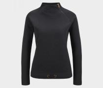 Pullover Smina für Damen - Navy-Blau Pullover