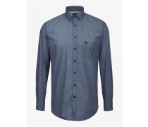 Hemd Levit für Herren - Midnight blue